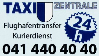 taxi-service - luzern - taxi zentrale